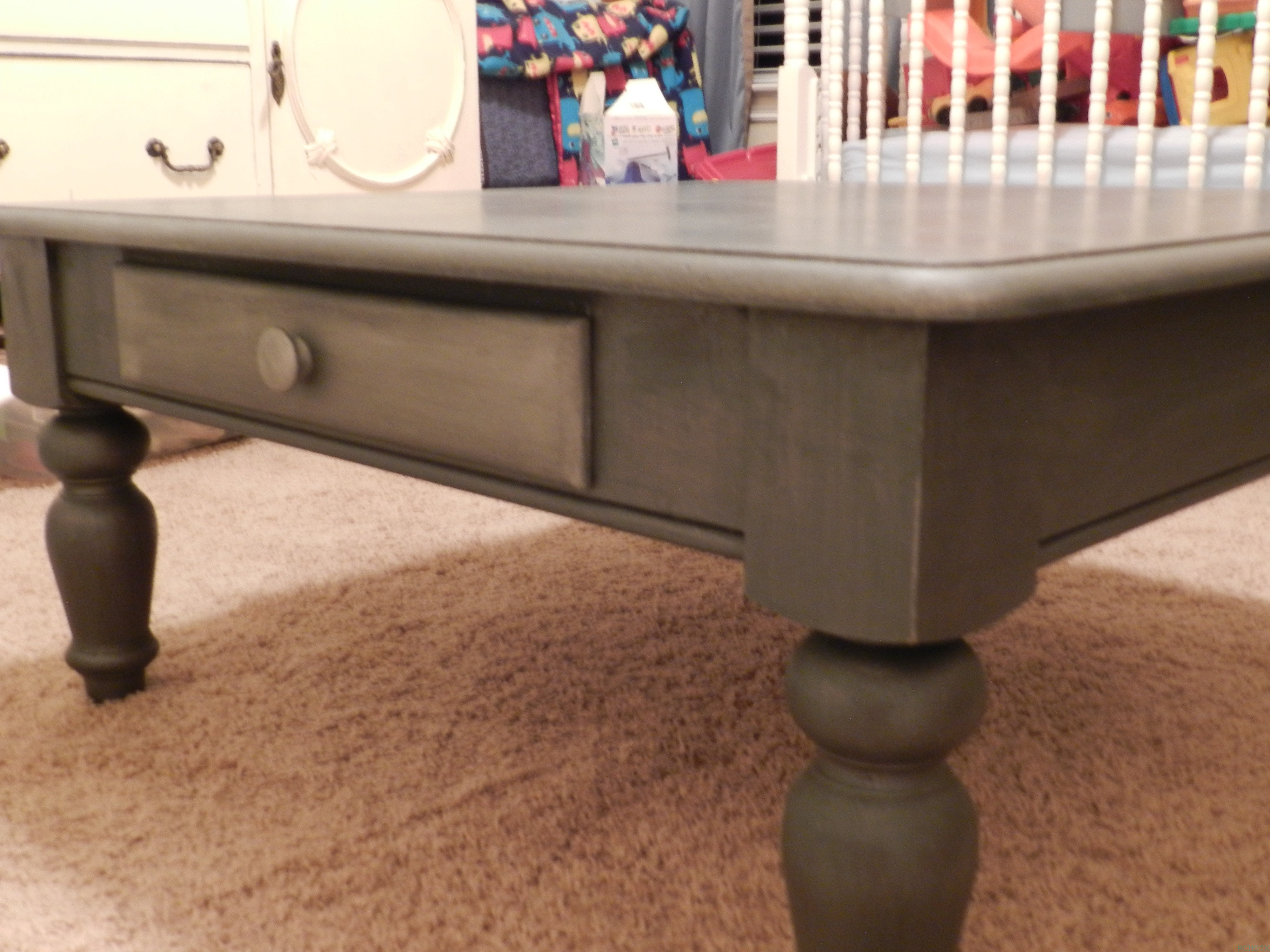 coffee table | real {cheap} housewives of texas